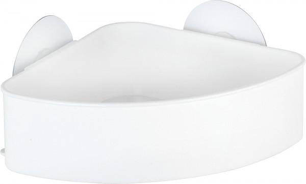 Eckablage Static-Loc® Osimo weiß
