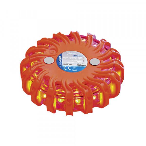 Varoitus tehovilkku Oranssi LED. - Turva- ja lukituslaitteet - 9941391 - 1