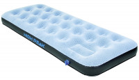 Luftbett Comfort Plus grau / blau