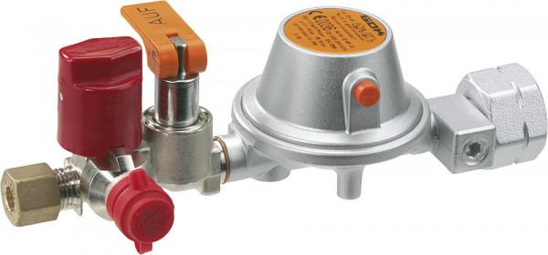Gastankregler Typ EN61 PS 16 bar 50 mbar 1,0 kg/h