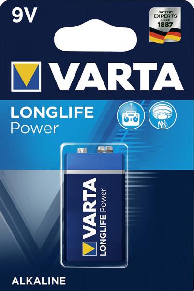 Batterie Longlife Power E-Block 9V