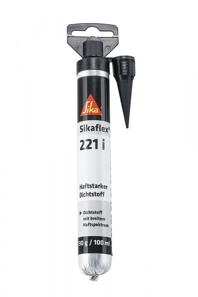 Sikaflex-221i 100 ml Mini-Schlauchbeutel