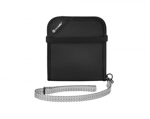 Geldbeutel RFIDsafe V100 Bifold wallet black