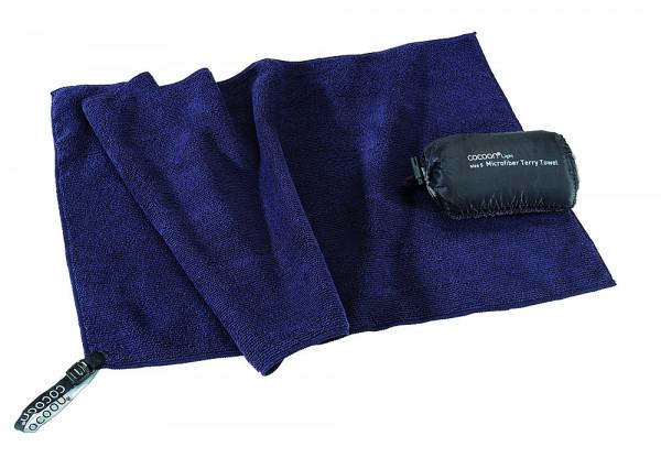 Reisehandtuch Mikrofaser Terry Towel Light dolphin blue