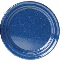Essteller Emaille Durchmesser 26 cm,blau