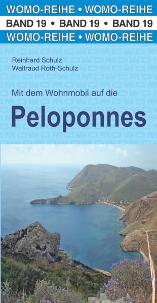 Reisebuch Peloponnes