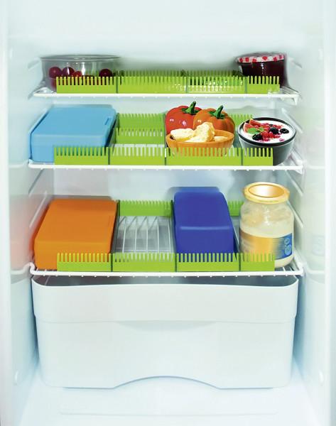 Stauleisten für Kühlschränke