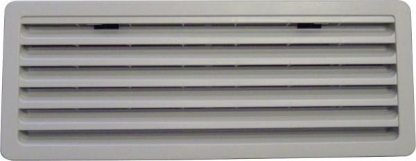 Thetford Jääkaapin ilmastusritiläsarja vaalean harmaa 480 x 180 mm. - Thetford jääkaappien varaosat/ tarvikkee - 9981691 - 2