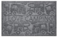 Fußmatte Kera Camp