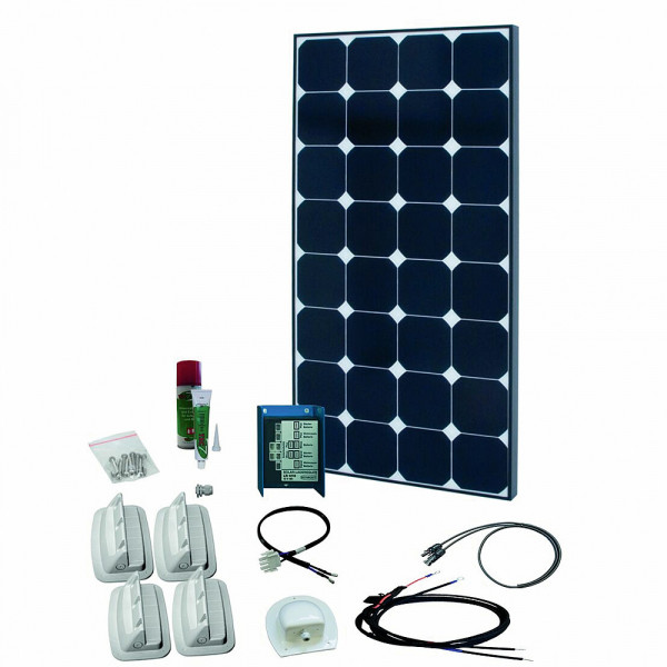 Solaranlage SPR Caravan Kit Solar Peak Five 5.0 / 110 Wp