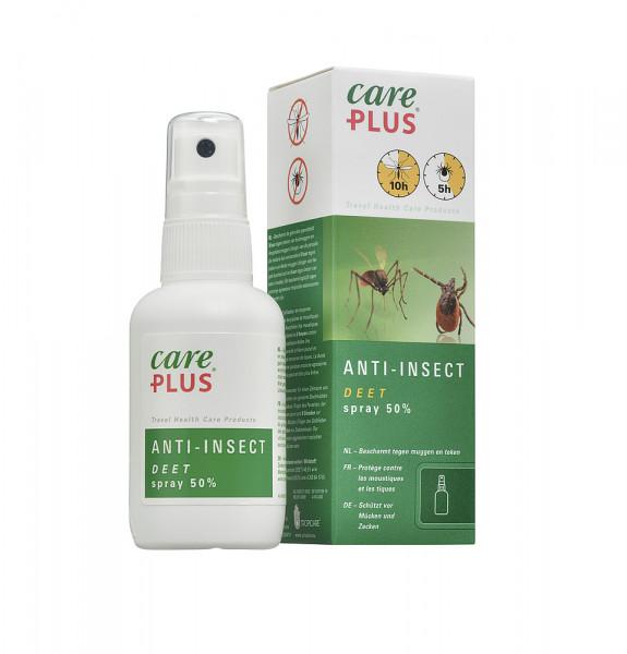 Insektenschutz Anti-Insekt Deet Spray, 50 _ , 60 ml