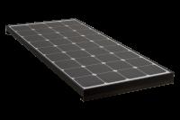 Solarmodul Booster Kit mit MPPT schwarz