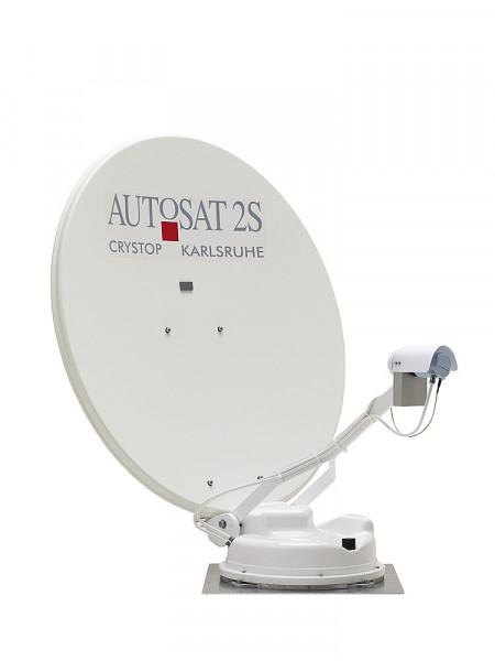 Satanlage AutoSat2S 100 Control Single