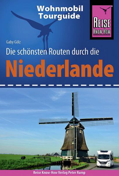 Wohnmobil Tourguide Niederlande