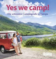 Reisebuch Yes we camp!
