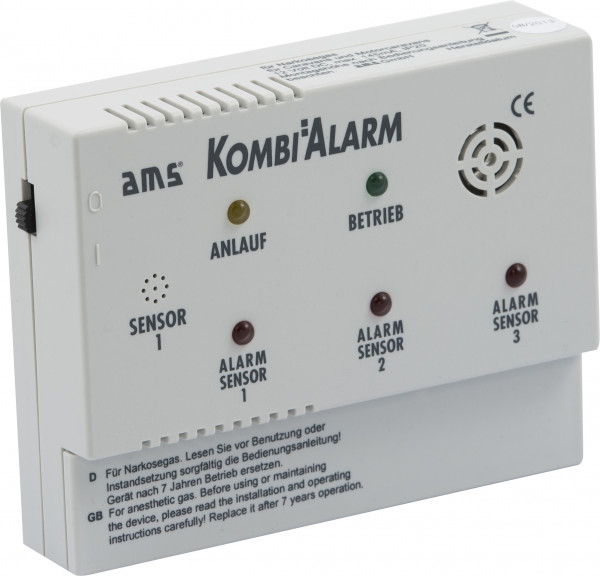 AMS Alarmgerät Kombi Alarm