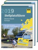Stellplatzführer Deutschland/Europa 2019