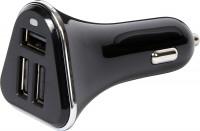 Multiladegerät Smart USB schwarz