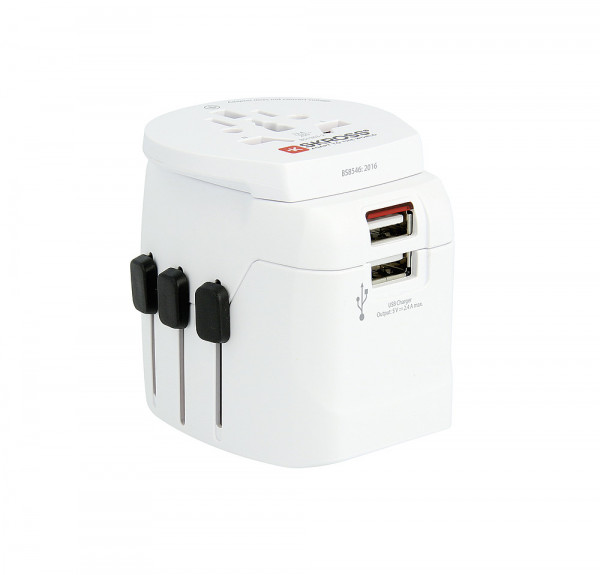 Apdater Stecker PRO Light USB World