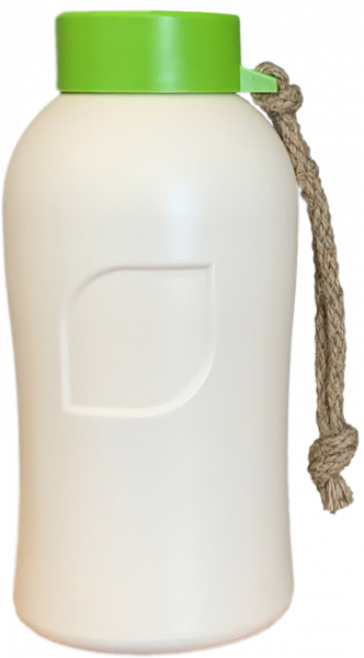 PureKids Bottle 0,4l Farbe lime