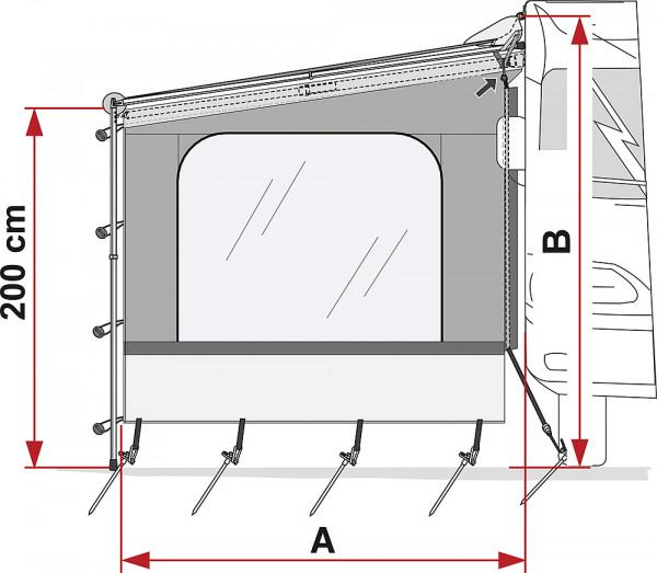 Seitenwand Side W