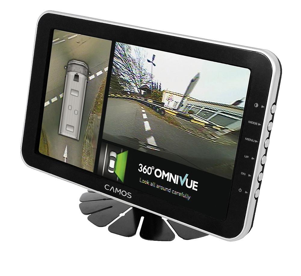 r ckfahrvideosystem omnivue pro navigation mit. Black Bedroom Furniture Sets. Home Design Ideas