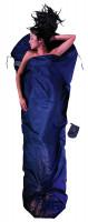Leicht-Mumienschlafsack 241 x 90/56 cm tuareg Seide/Baumwolle