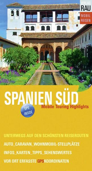 Reiseführer Spanien Süd