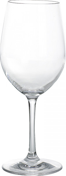 Weißweinglas blow klar