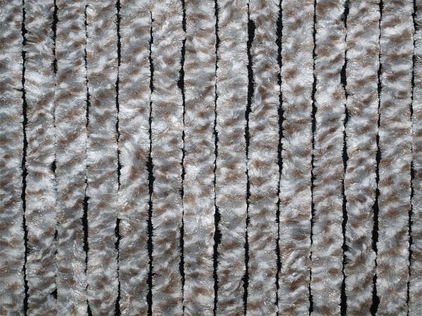 Uvipörröverho 100x205 cm valkoinen - Hyttysovet.verhot, pompulaverhot, verkot - 9965157 - 2