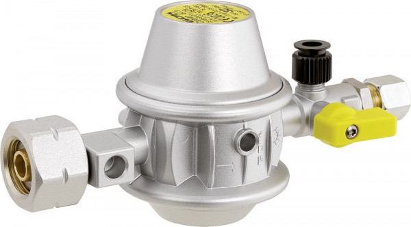 Niederdruckregler Typ EN61-DS PS 16 bar 30 mbar 1,5 kg/h Komb. A x RVS 8