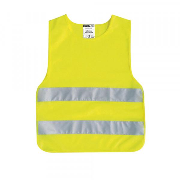 Warnweste Kinder, gelb