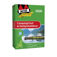 CampingCard & Stellplatzführer 2020