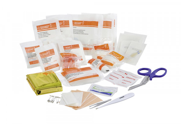 Verbandskasten First Aid Kit Emergency