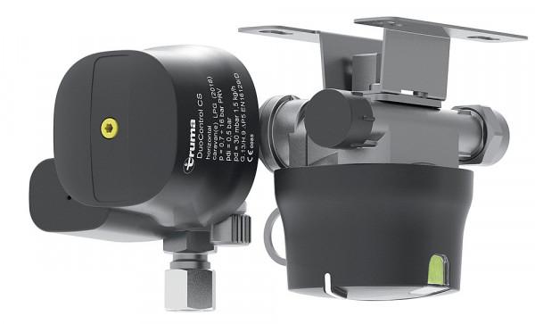 Kaasunpaineenalennin DuoControl CS - Kaasupullonvaihtimet autom./ käsi - 9954987 - 1