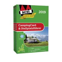 Camping Card & Stellplatzführer 2019
