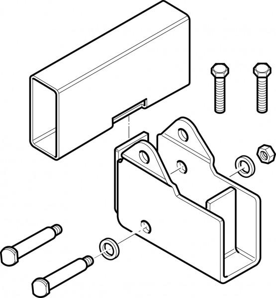 Distanzsatz 60 mm für Ranghiersystem Mover XT, XT2, XT4 und SX
