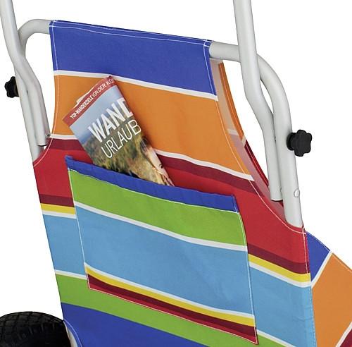 Transporthilfe Beach Trailer multicolor