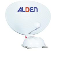 Satanlage AS4 80 Platinium Skew/GPS inkl. HD-Steuermodul und Smartwide LED TV