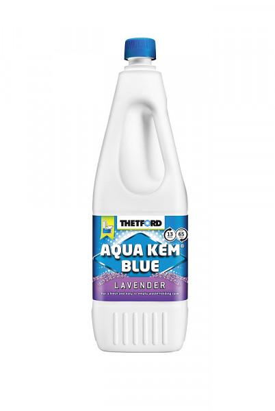 Toilettenflüssigkeit Aqua Kem blue Lavendel