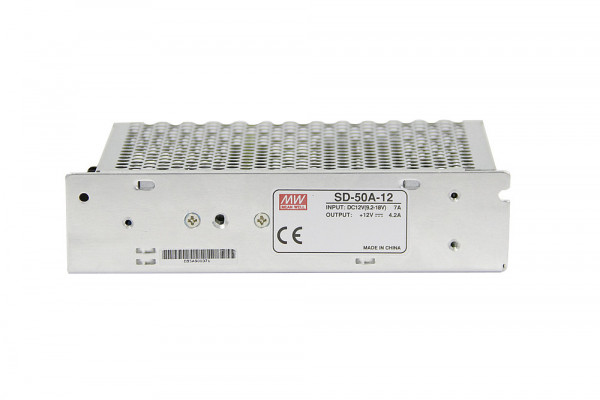 LED Gleichspannungswandler 9,2 - 18 V / 12 V / 4,2 A / 50 Watt