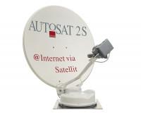 Satanlage AutoSat2 85 TV Internet A2C