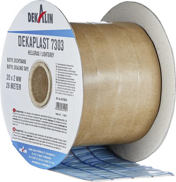 Abdichtband Dekaplast 7303, 20 x 2 mm