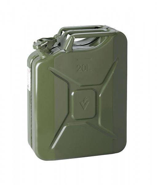 Benzinkanister Stahlblech 20 l