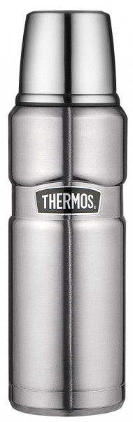 Isolierflasche Edelstahl Stainless King 0,47 l