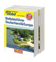 Stellplatz-Atlas Deutschland 2020 / 2021