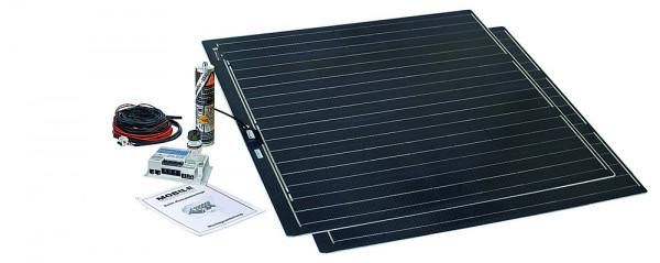 Solarkomplettanlage MT 300 FL. Flat-Light