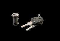 Schließzylinder STS und Innenbahn-Schlüssel ab 2007