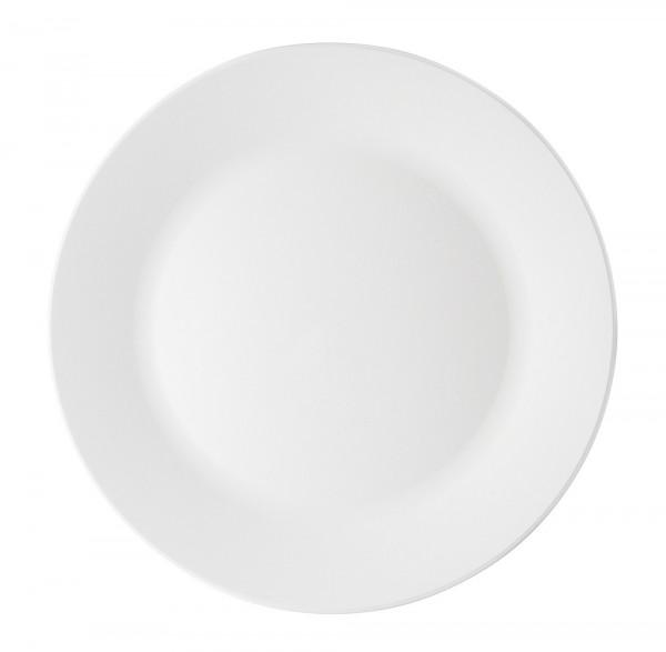Desertteller Elegant weiß
