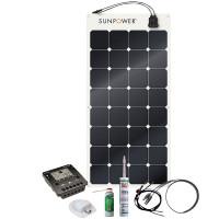 Solaranlage Energy Generation Kit SunPower SPR-E-Flex